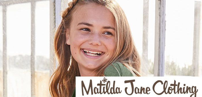 featured SLoane Moriarty Model Actor Matilda Jane Clothing