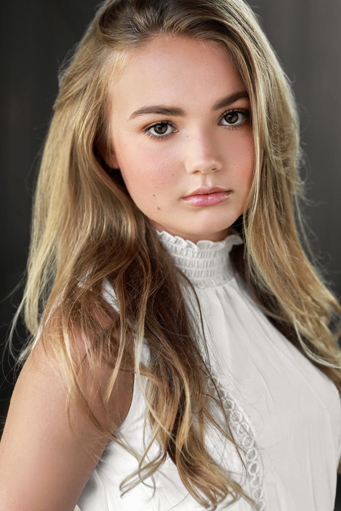 Sloane Moriarty Actor Model