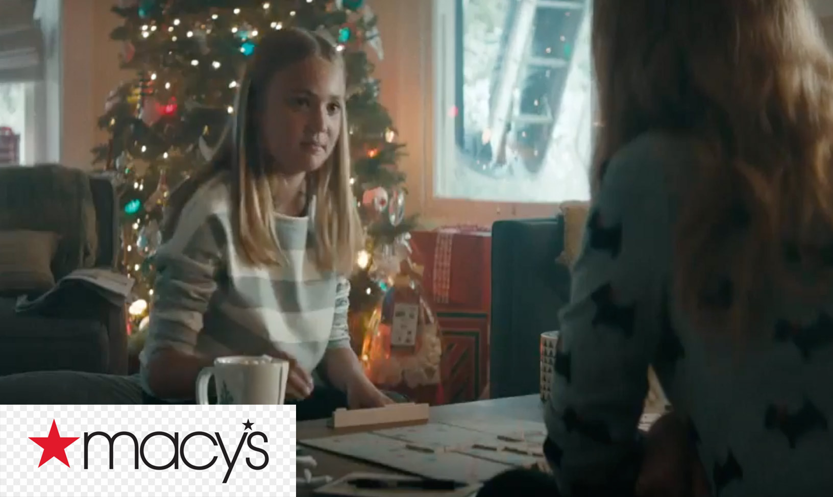 Sloane Moriarty Macys Holiday Commercial Featured Image
